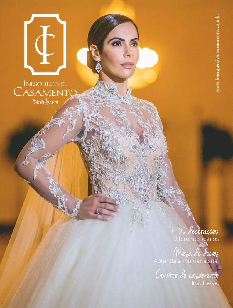Inesquecível Casamento RJ – Ed. 42 + Encarte: Inesquecível Casamento Serra Nº 5