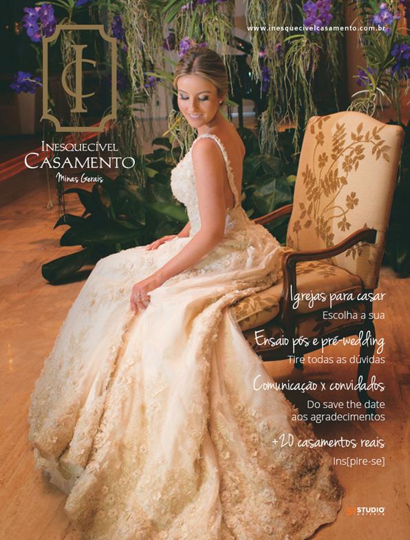 Inesquecível Casamento MG – Ed. 01