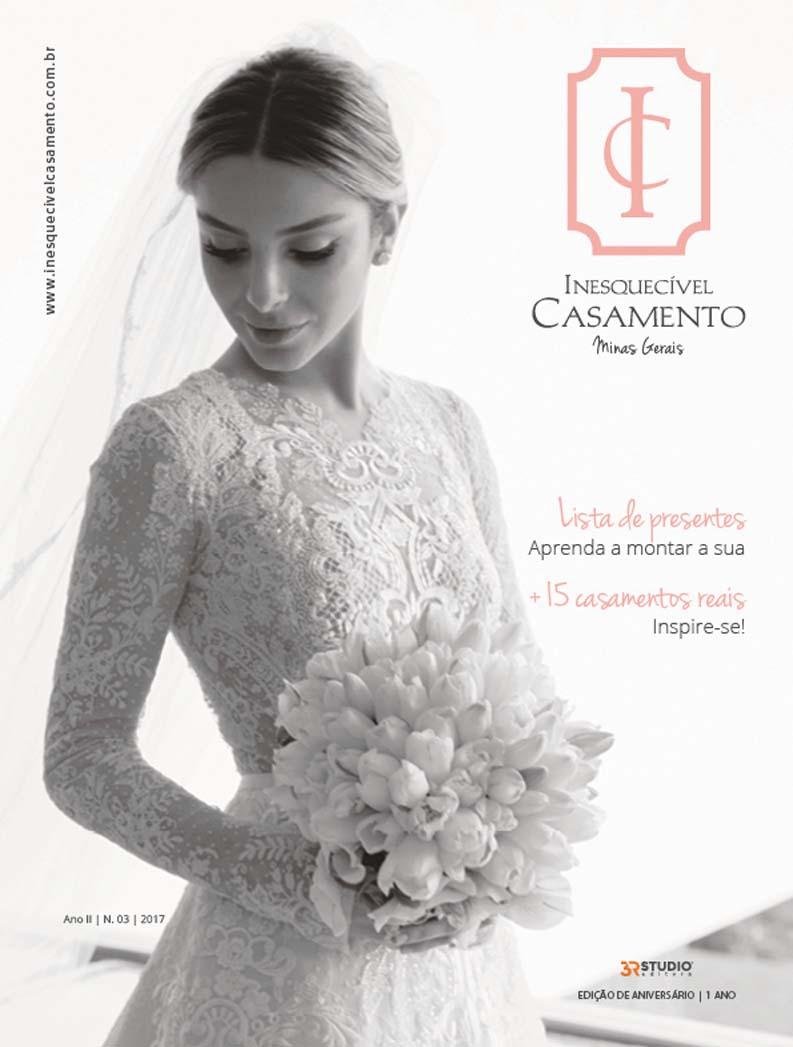 Inesquecível Casamento MG – Ed. 03