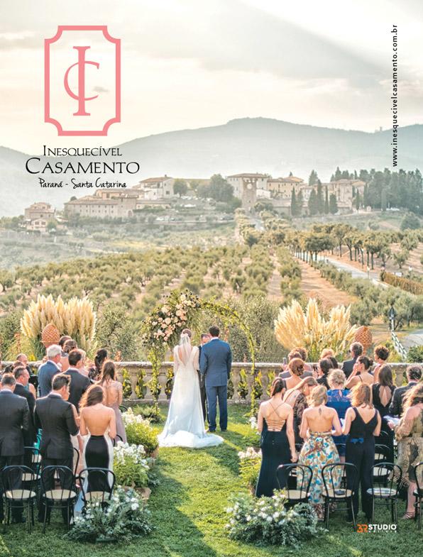 Inesquecível Casamento PR/SC – Ed. 18