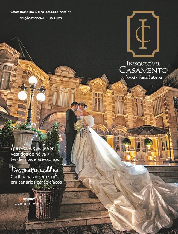 Inesquecível Casamento PR/SC – Ed. 19