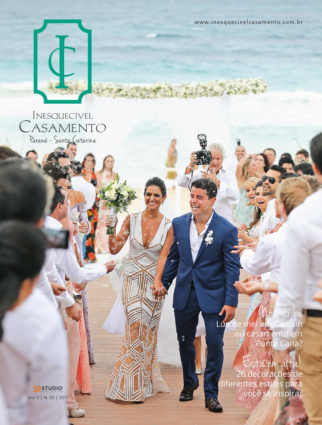Inesquecível Casamento PR/SC – Ed. 20