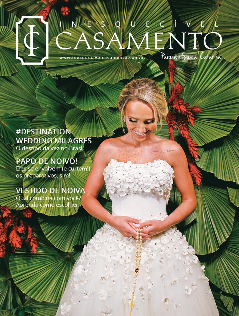 Inesquecível Casamento PR/SC – Ed. 21