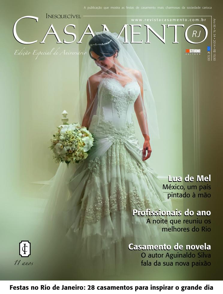 Inesquecível Casamento RJ – Ed. 34