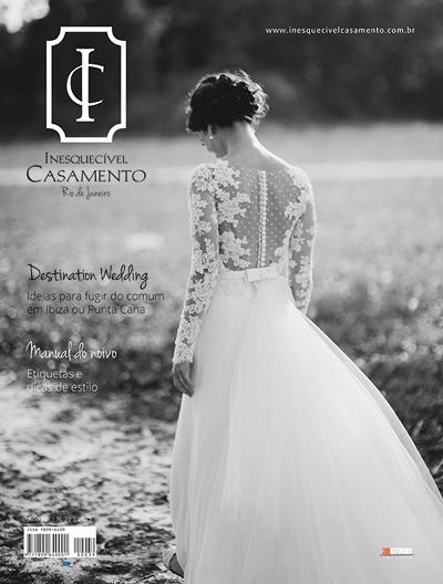Inesquecível Casamento RJ – Ed. 39 + Encarte: Inesquecível Casamento Serra Nº 4