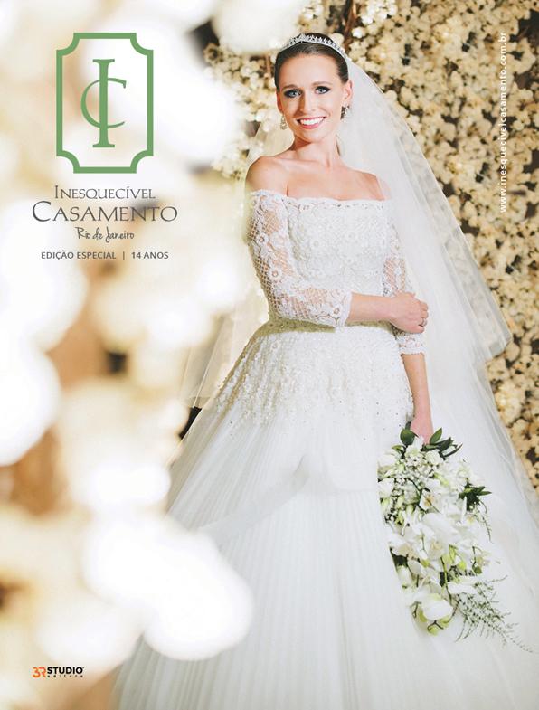 Inesquecível Casamento RJ – Ed. 43 + Encarte: Inesquecível Casamento Búzios Nº 5