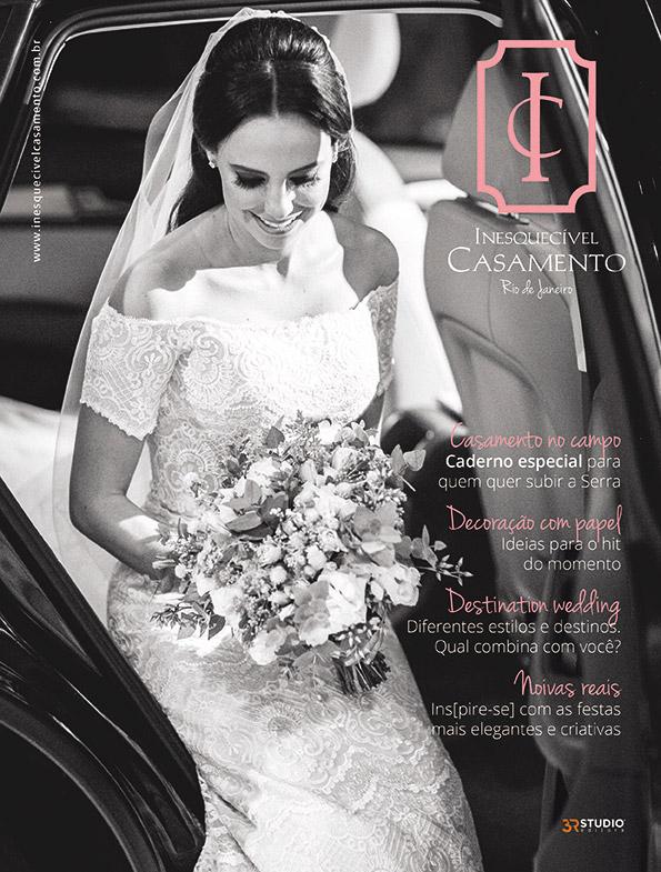 Inesquecível Casamento RJ – Ed. 45