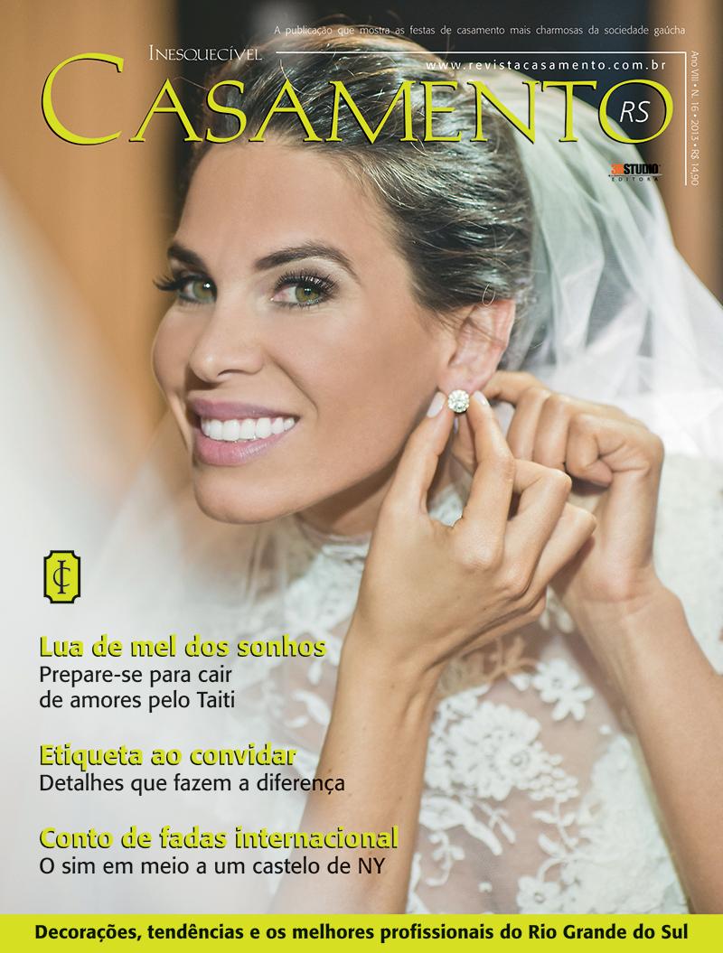 Inesquecível Casamento RS – Ed. 16