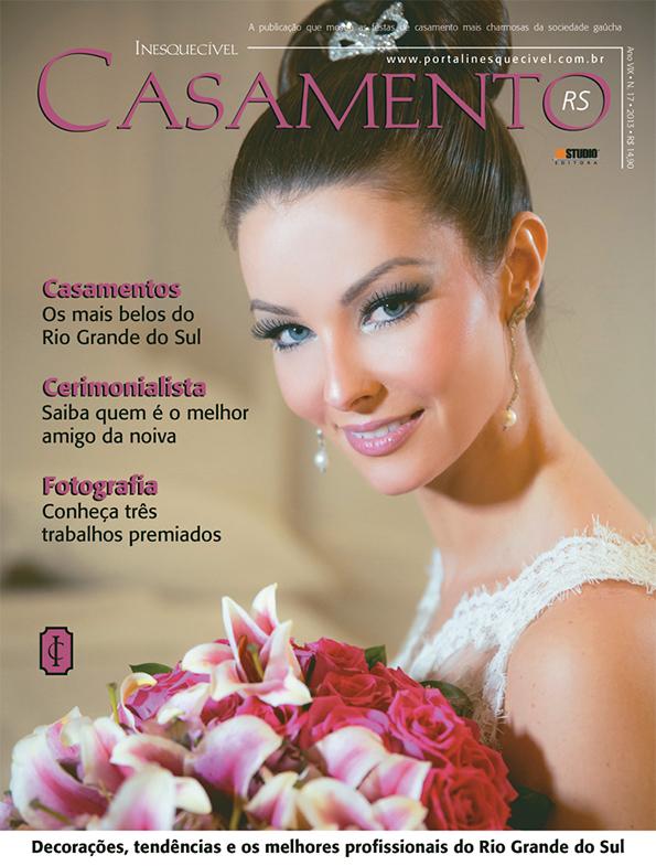 Inesquecível Casamento RS – Ed. 17