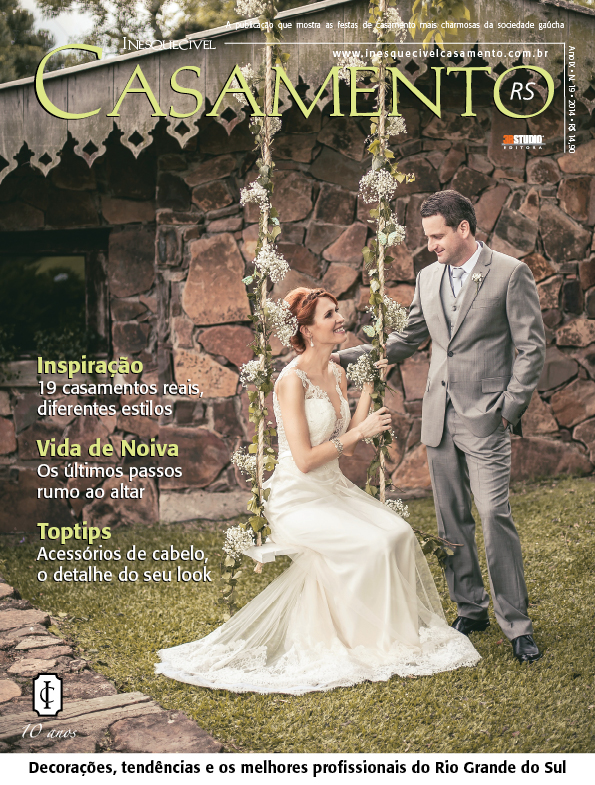 Inesquecível Casamento RS – Ed. 19