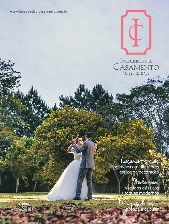 Inesquecível Casamento RS – Ed. 24