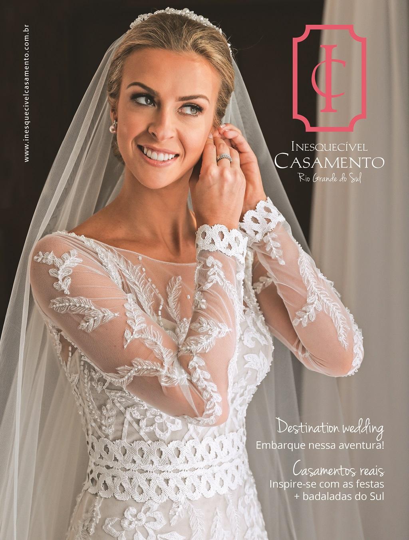 Inesquecível Casamento RS – Ed. 25