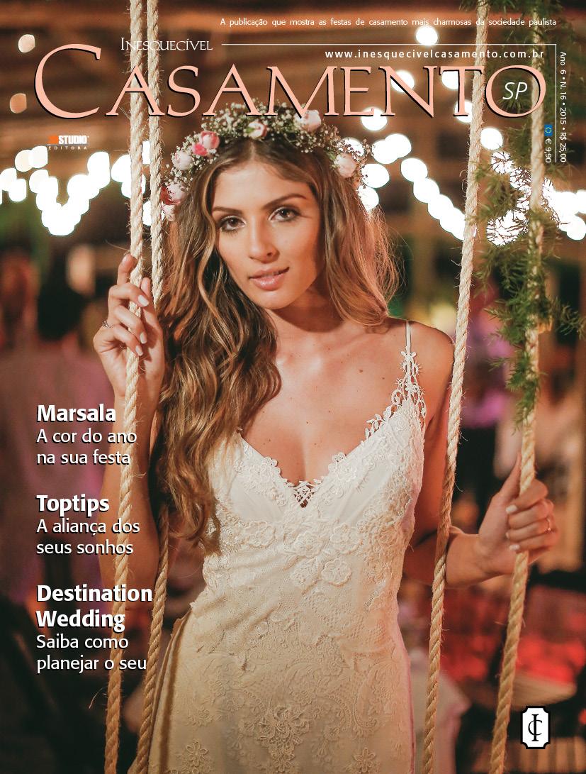 Inesquecível Casamento SP – Ed. 16