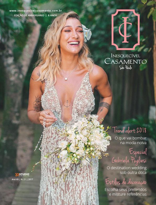Inesquecível Casamento SP – Ed. 21