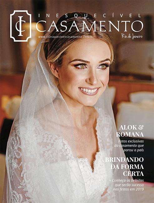 Inesquecível Casamento RJ – Ed. 48