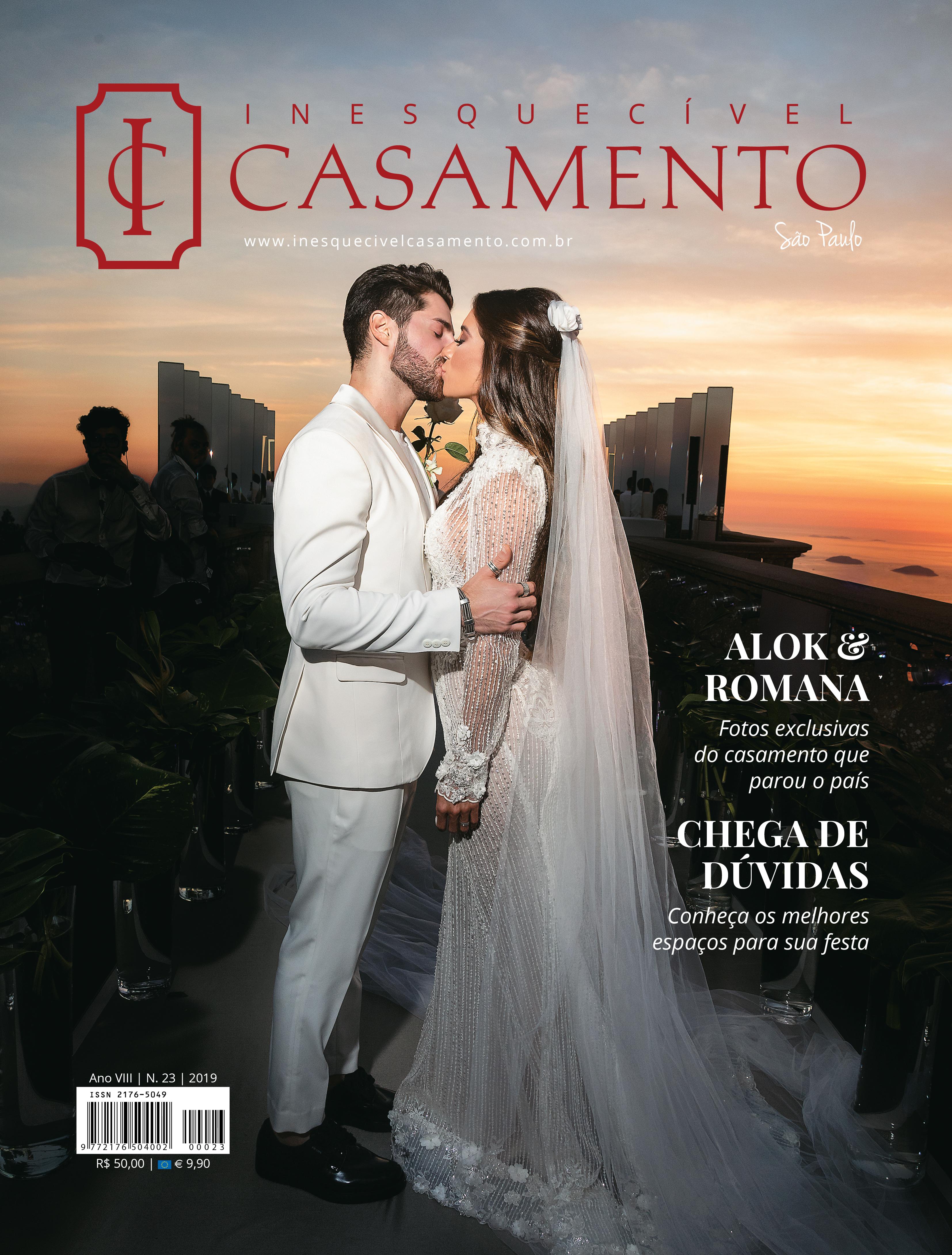 Inesquecível Casamento SP – Ed. 23