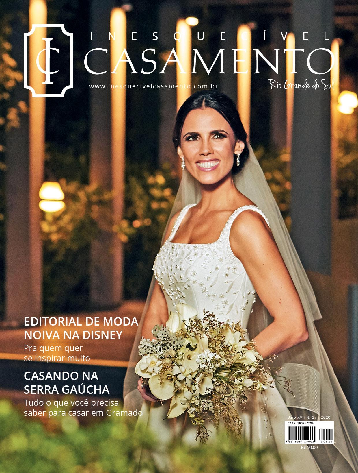 Inesquecível Casamento RS – Ed. 27